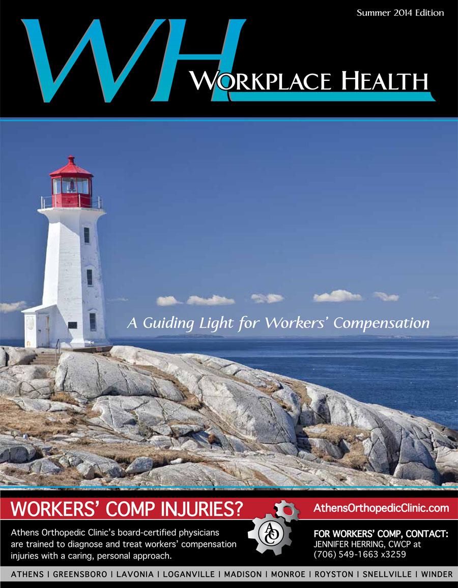 Workplace Health Magazine Spring 2014